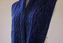 It Could be Worsted / It Could be Worsted is a 4-ply worsted weight yarn composed of 50% Superwash Merino and 50% Tussah Silk.