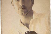 Moi / Auto portrait grand father