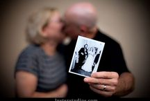 Anniversary pics  / by Hannah Poindexter
