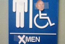 Wheelchair humor