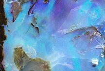 Minerals / Crystals, Gemstones, Pearls / by Debbie Senta