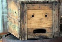 Paréidolie / Quand on voit des visages dans des objets.