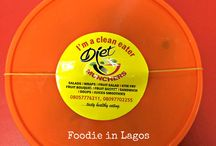 Foodie in Lagos