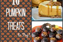 Fall Recipes / Delicious treats, drinks and meals that are perfect for fall!