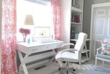 Emily's Redesign / Teen girl bedroom redesign / by EWD