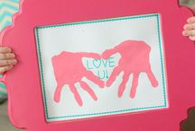Valentine's Day Crafts / Valentine's Day Craft ideas for the little ones. / by Linda Okwor