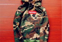 SUPREME AND OTHER NICE CLOTHING