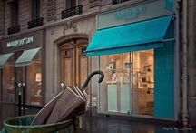 Из жизни зонтиков / About life of umbrellas / Фотозарисовки из жизни зонтиков
