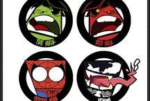 Clip Art Marvel