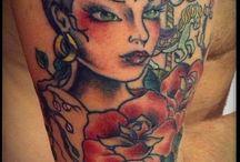 Tatuaggi Traditional