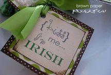 Kiss Me...I'm Irish / by Brook Brown Jeffries