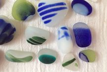 Beach Glass and Sea Finds / by Heather Roddy