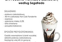 PRZEPISY KAWOWE SEGAFREDO / SEGAFREDO COFFEE RECIPES