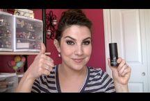 makeup stuff / by Jana Rogers