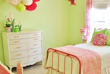 Fixin up the Chilren's rooms!