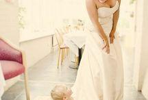 結婚式 赤ちゃんと一緒