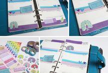 organized life - scrapbooking
