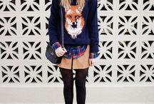 fox / fox, fox sweater, fox purse, fox tattoo, fox bag, fox shirt, decor, home