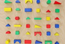"Early Math / We like to turn math ""problems"" into games that teach counting, sorting, solving puzzles and making patterns. Math is fun! We'll prove it with these activities."