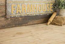 Farmhouse & Rustic Home Decor!