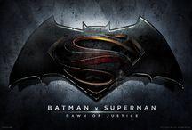 Batman v Superman: Dawn of Justice / by DC Comics