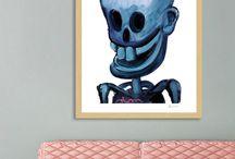 Calaveras / Skulls