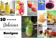 Recipes: Beverages