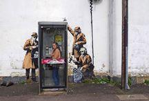 """STREET ART / Oko umělce vidí street art i když jde ven vynýst odpadky. """"Pro ty, co nechodí vynášet odpadky"""" a maj rádi umění je STREETHOME.CZ"""
