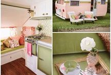 Vintage Camper / by Mandy Myers