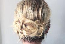 cienkie włosy- fryzury