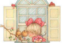 Betsy Clark / Hallmark doll