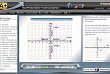 Our Math Products  / We have software for download, books with worksheets-quizzes - tests, and an interactive online program.