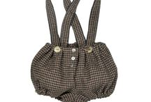 Culottes for babies / Culotes de la marc Bonett à Pompom para que nuestros y nuestras bebés vayan supercalentit@s.