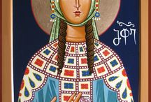 Sainte Tamara de Georgie