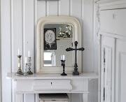 Antique & White