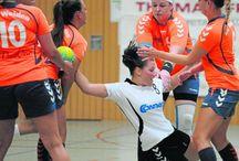 Handball in Amberg / Bilder zu den Spielen der HG Amberg Mannschaften