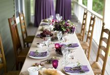 Design an Inspiring Table Setting