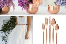 2015 Wedding Trends / The hottest wedding trends of 2015.
