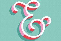 Typography et al