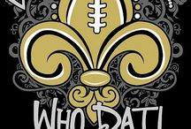 New Orleans Saints / by Crystal Minarik