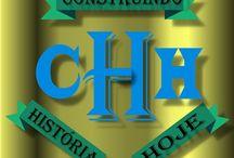 CONSTRUINDO HISTÓRIA HOJE / Este painel é dedicado as imagens presentes nas centenas de postagens do Site Educacional com ênfase nos Estudos Históricos Construindo História Hoje.