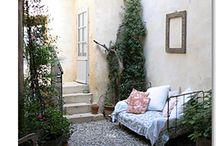 furniture, gardens, props