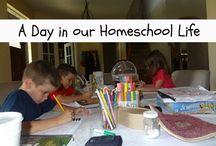 Real Homeschool Families Schedules