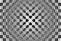 Optikai illúziók - optical illusion