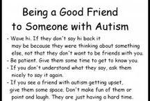 autisme, særlige vanskeligheder