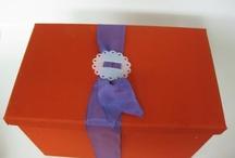 gift wrapping ideas / by Christine Almeida