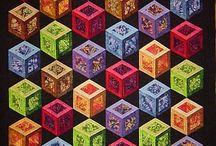 Quilts géométriques
