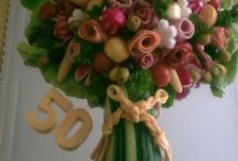 potravinove kytice