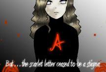The Scarlet letter / by Julie Ballard
