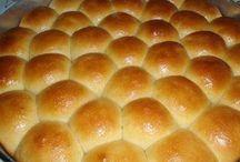 Pães / Nessa pasta você encontrará receitas de Pão caseiro, pão de forma, pães doces, brioches e muitas outras. Receitas do site http://receitatodahora.com.br
